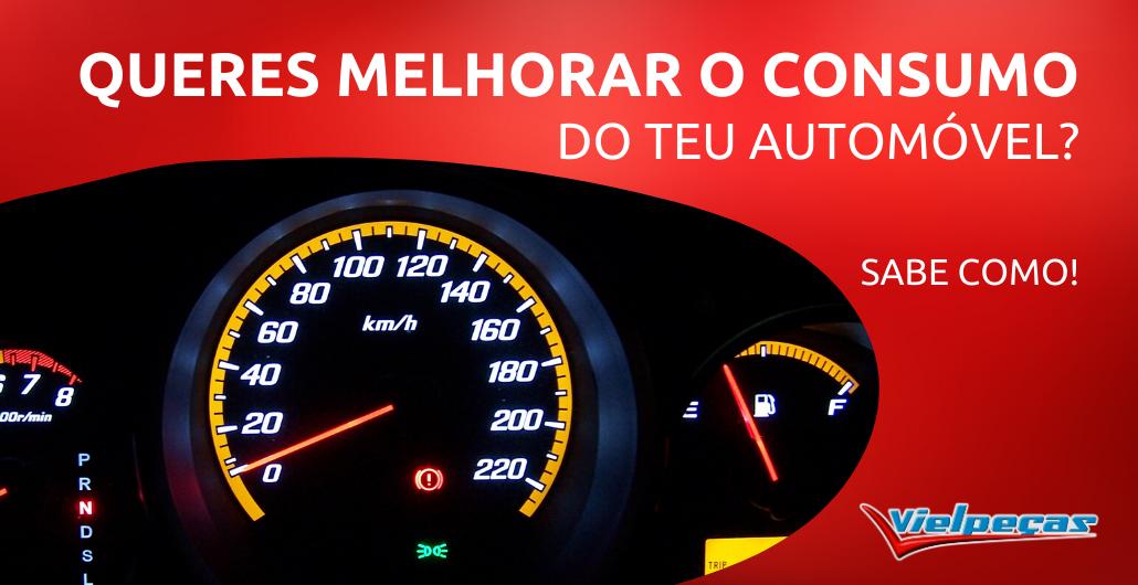Queres Melhorar o Consumo do Teu Automóvel? Sabe como!